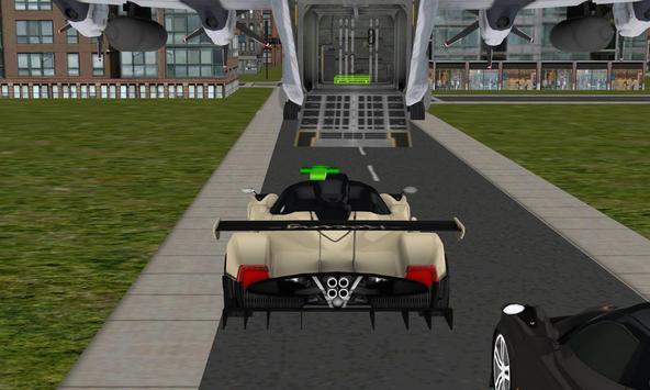 real city racing car parking apk screenshot