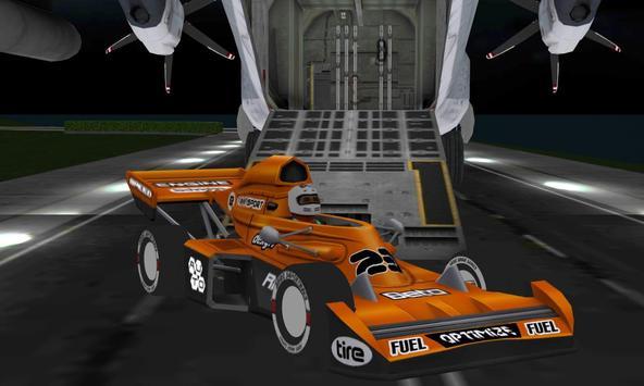 Real Rival Formula Racing 3D poster