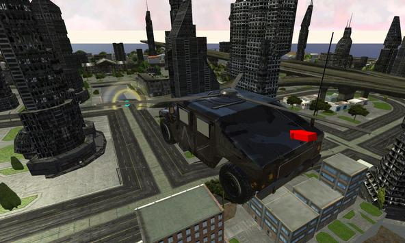 SWAT Helicopter Jeep Ghetto 3D screenshot 10