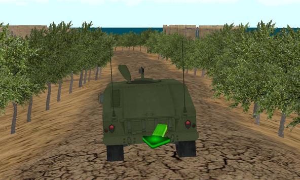 san pedro army hummer vendetta apk screenshot