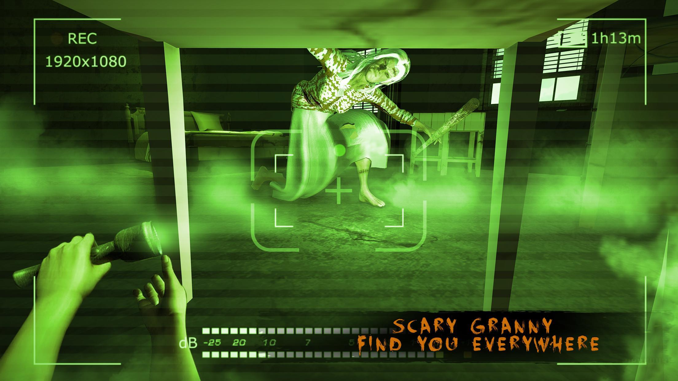 Scary Granny Horror Story Escape House for Android - APK