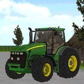 Tractor Farming Simulator Park icon