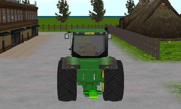 Tractor Farming Simulator Park apk screenshot