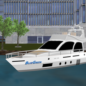 yacht boat captain USA Parker icon
