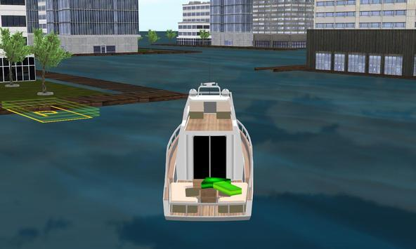 yacht boat captain USA Parker apk screenshot
