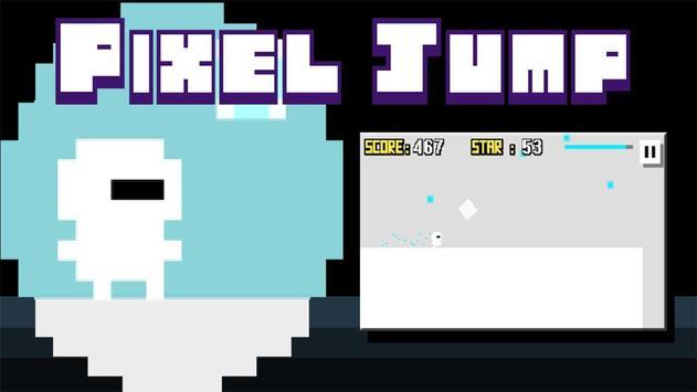 Pixel Jump - Star Seeker poster
