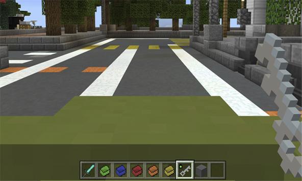 Mine-Cars Add-on screenshot 1