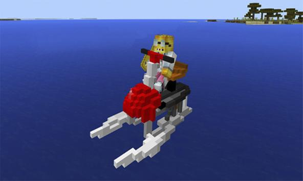 Water Bike Addon poster