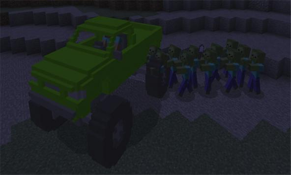 Monster Truck Addon apk screenshot