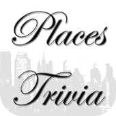 Places Trivia Collection Free icon