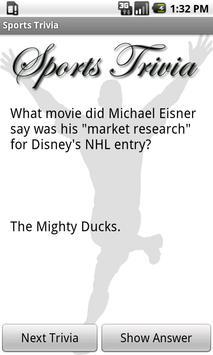 Sports Trivia Collection Free screenshot 4