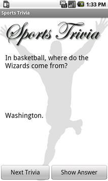Sports Trivia Collection Free screenshot 5