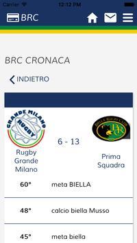 Biella Rugby screenshot 1