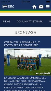 Biella Rugby screenshot 2