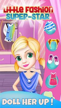 Little Super Star - Fashion Dress Up screenshot 4