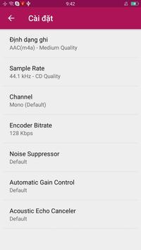 Audio Recorder screenshot 9