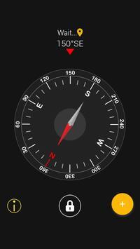 Digital Compass poster