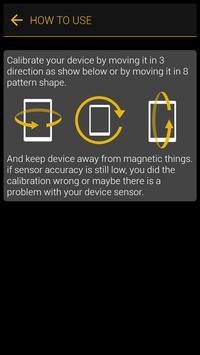 Digital Compass screenshot 10