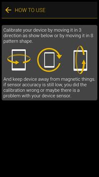 Digital Compass screenshot 2