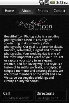 LA Wedding Photographer screenshot 1