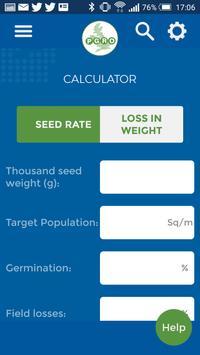 PGRO Pea and Bean Guide apk screenshot