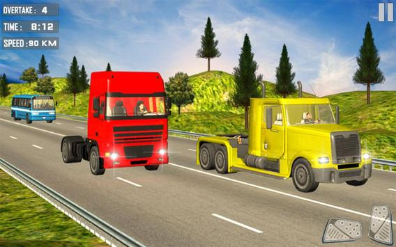 Racing In Truck apk screenshot