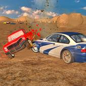 Demolition Derby Crash Race 3D icon