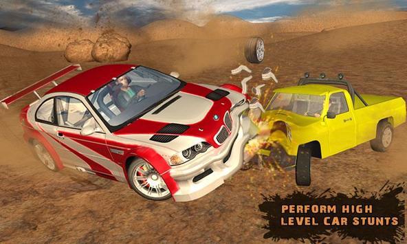 Demolition Derby Crash Race 3D poster