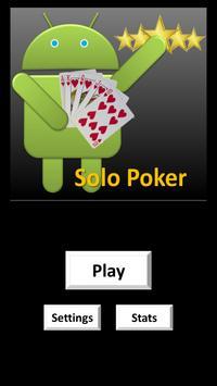 Solo Poker apk screenshot