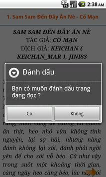 Truyện ngôn tình offline apk screenshot