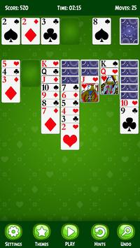 Classic Solitaire screenshot 2