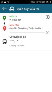 Bus Guide and Tracker screenshot 2