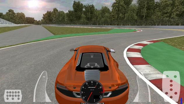 Race Car Simulator screenshot 1