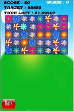 Flower Matching poster