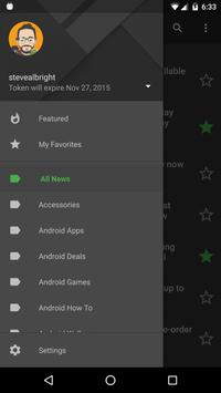 Phandroid News for Android™ apk screenshot