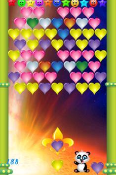 Bubble Valentine screenshot 4