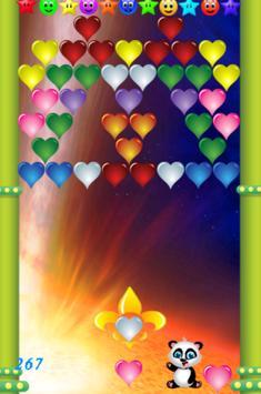 Bubble Valentine screenshot 5