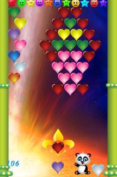 Bubble Valentine screenshot 8