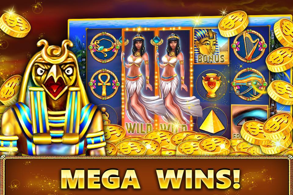 игры слот фараоны