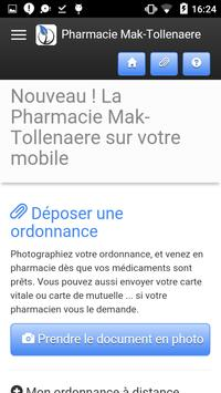 Pharmacie Mak-Tollenaere poster
