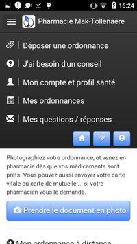Pharmacie Mak-Tollenaere apk screenshot