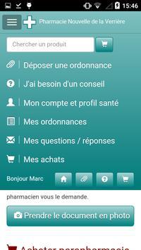 Pharmacie de la Verrière screenshot 1
