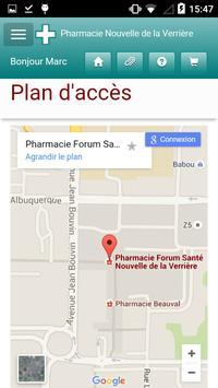 Pharmacie de la Verrière screenshot 4