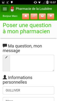 Pharmacie de la Loubière screenshot 1