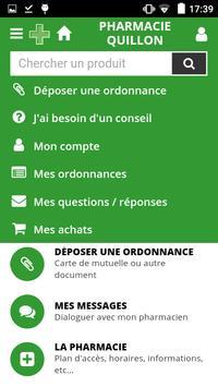 Pharmacie Quillon apk screenshot
