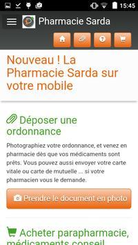 Pharmacie Sarda poster