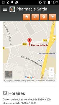 Pharmacie Sarda apk screenshot