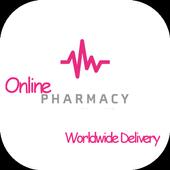 Online Pharmacy- Top Ranking Worldwide Pharmacies icon
