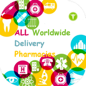 All Worldwide Delivery Pharmacies icon