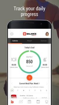 Balance by FatBlaster – Weight Loss app poster
